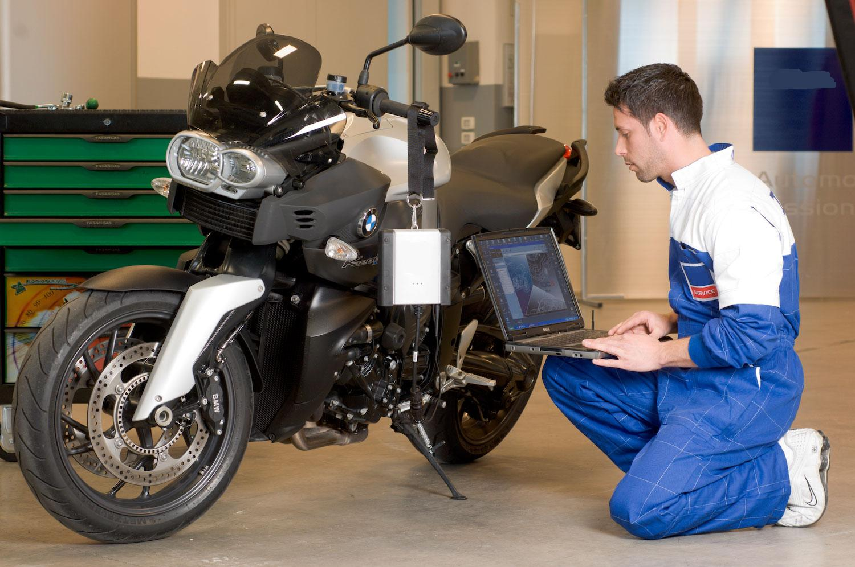 обслуживание мотоциклов BMW